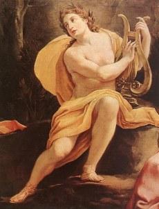 Apolo-1 Dios de la Belleza
