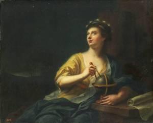 Urania Musa de la astronom'ia
